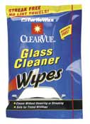 Turtle Wax Glass Cleaner Towels