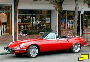 Jaguar E-Type Series III