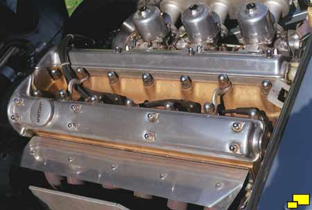 Jaguar XK Engine